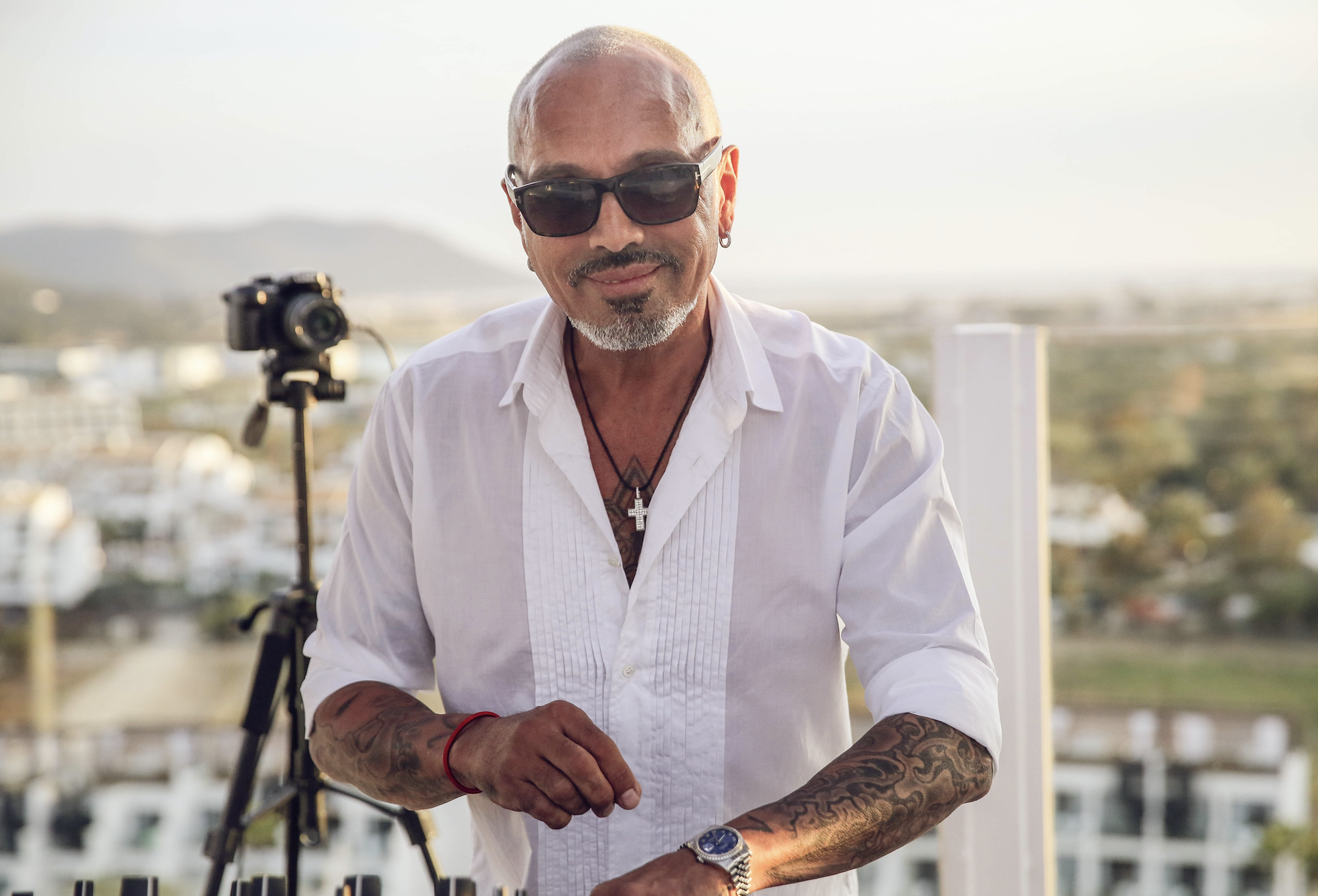 David Morales on Ibiza, embracing change and New York club culture