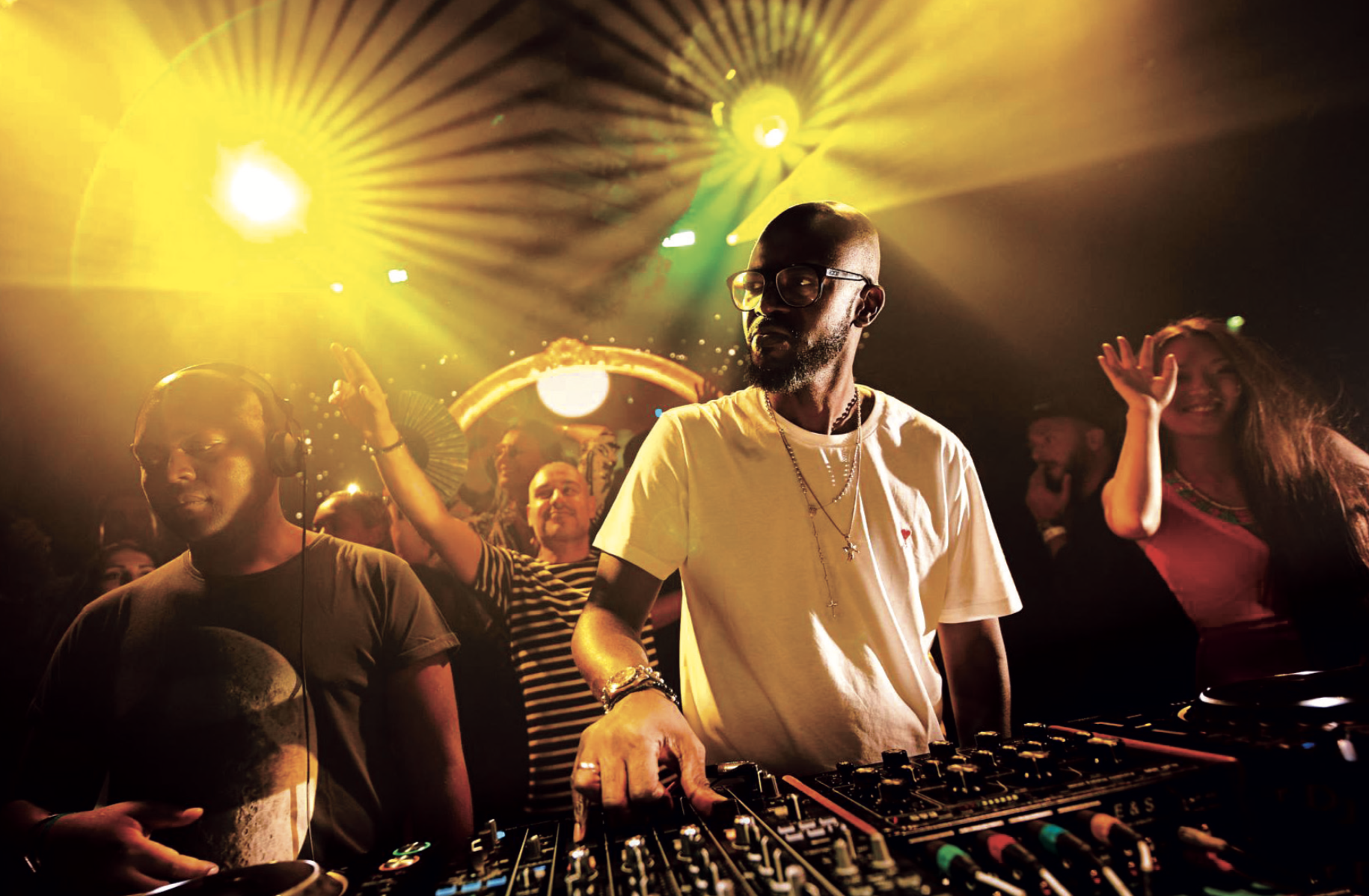 How Black Coffee overcame adversity to become one of the biggest DJs on the planet