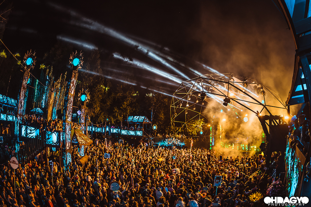 15 insanely amazing snaps from Canada's Shambhala Music Festival