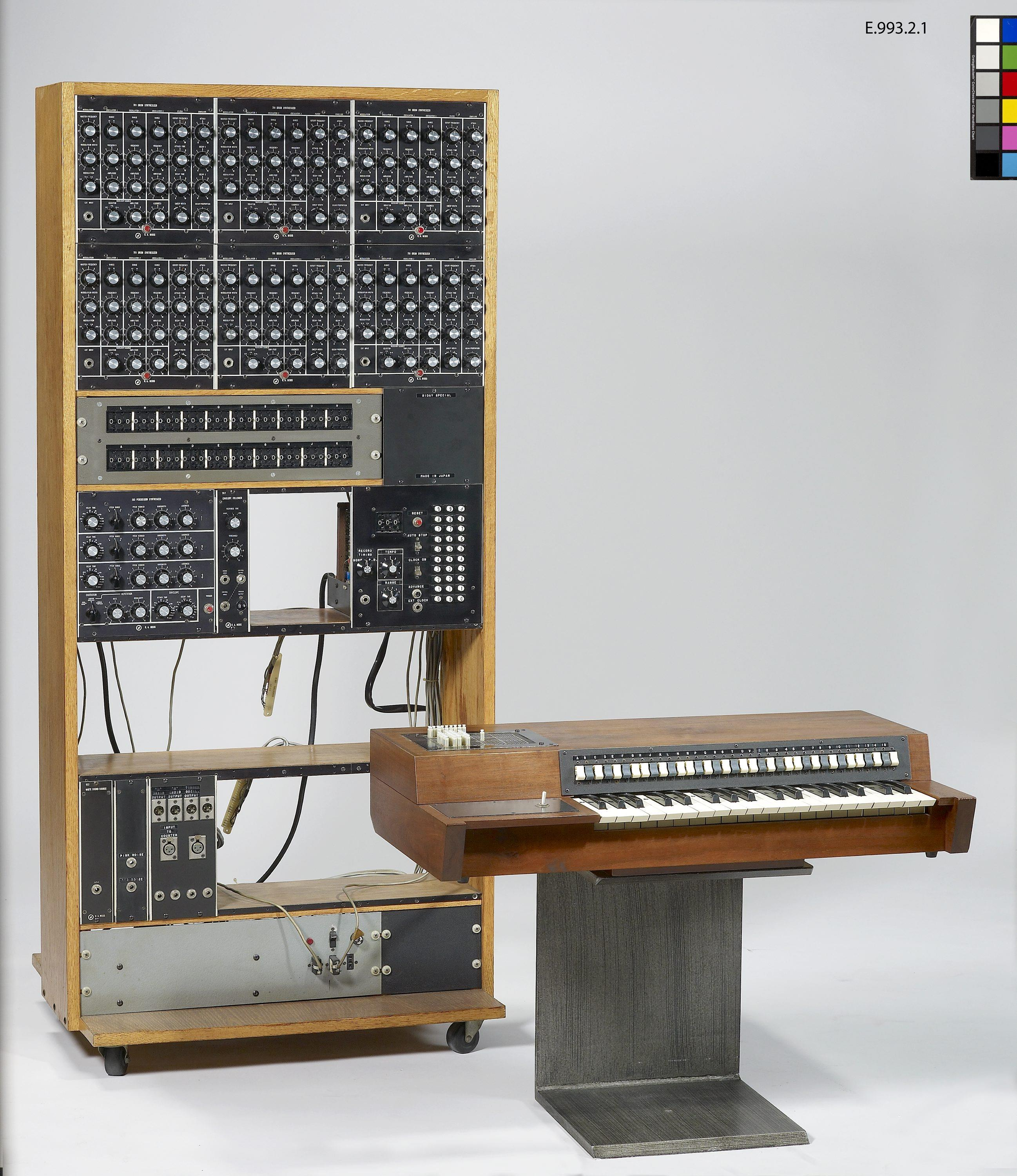 This online museum's collection of rare synths is insane