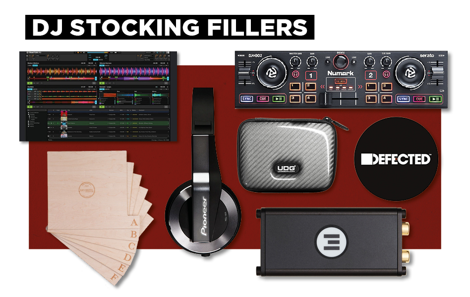 stocking fillers for djs