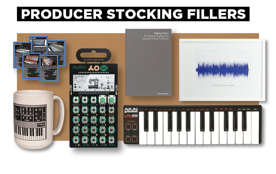 producer stocking fillers