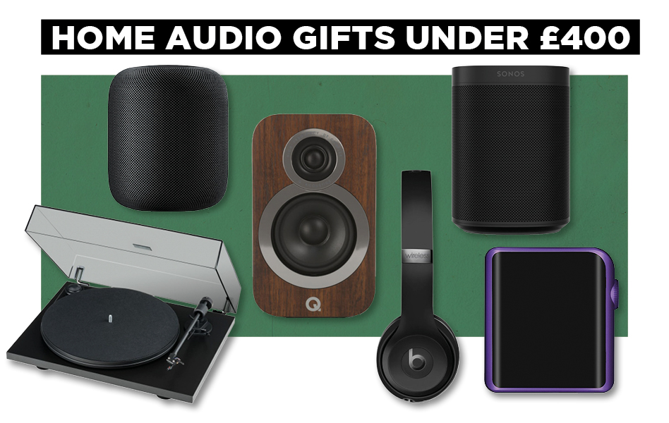 home audio gifts