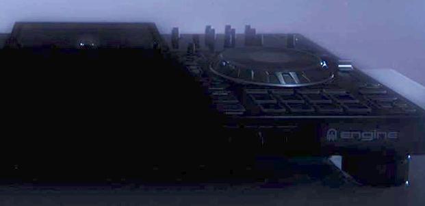 Brightened Denon DJ