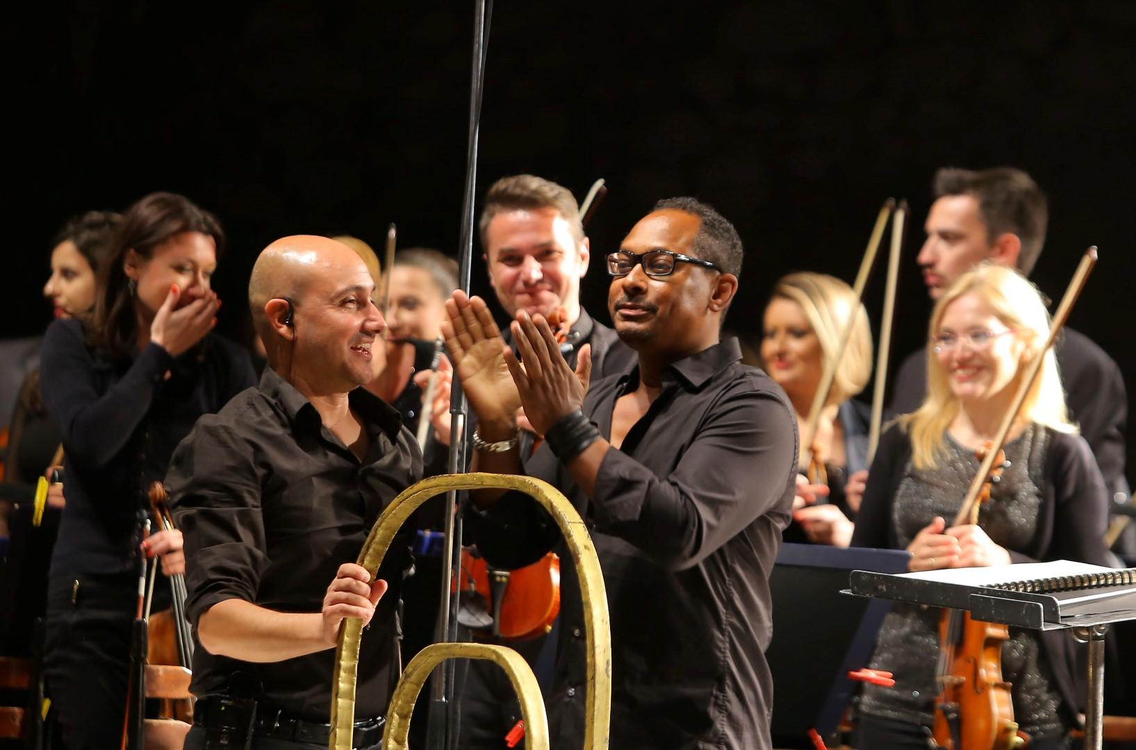 Derrick may orchestra
