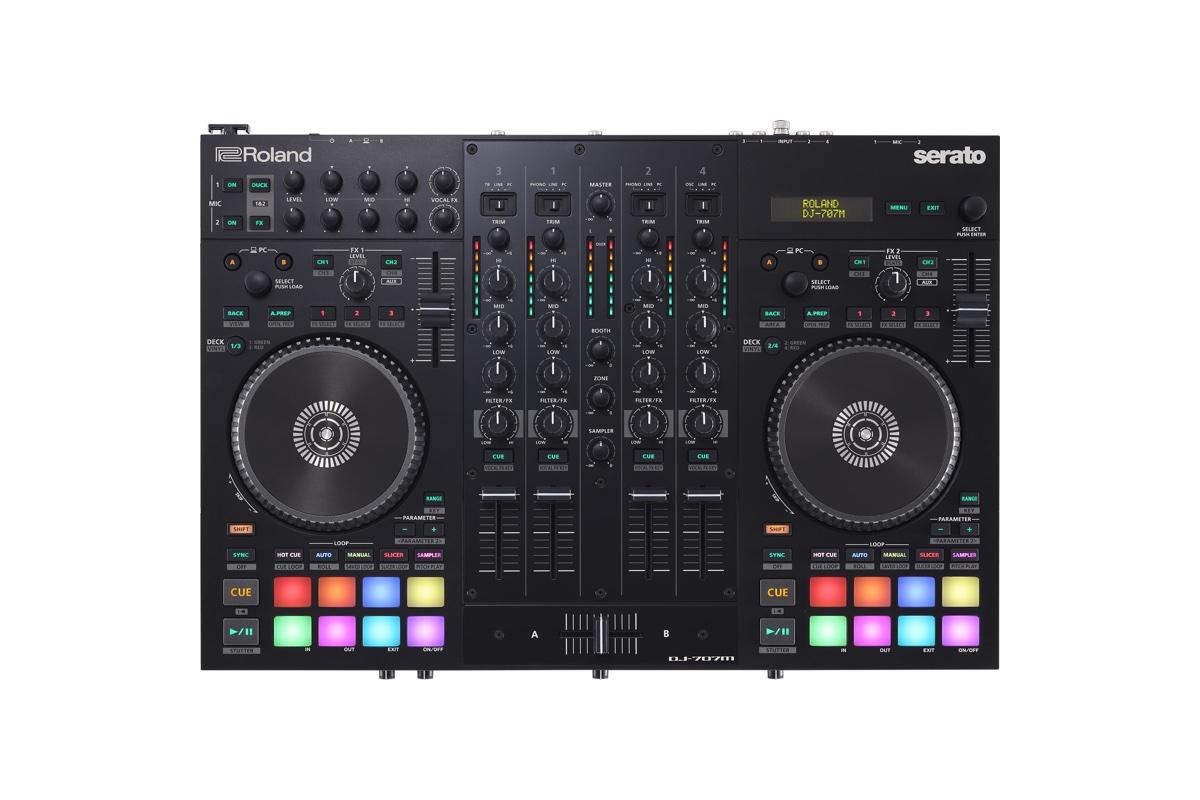 Roland DJ707M