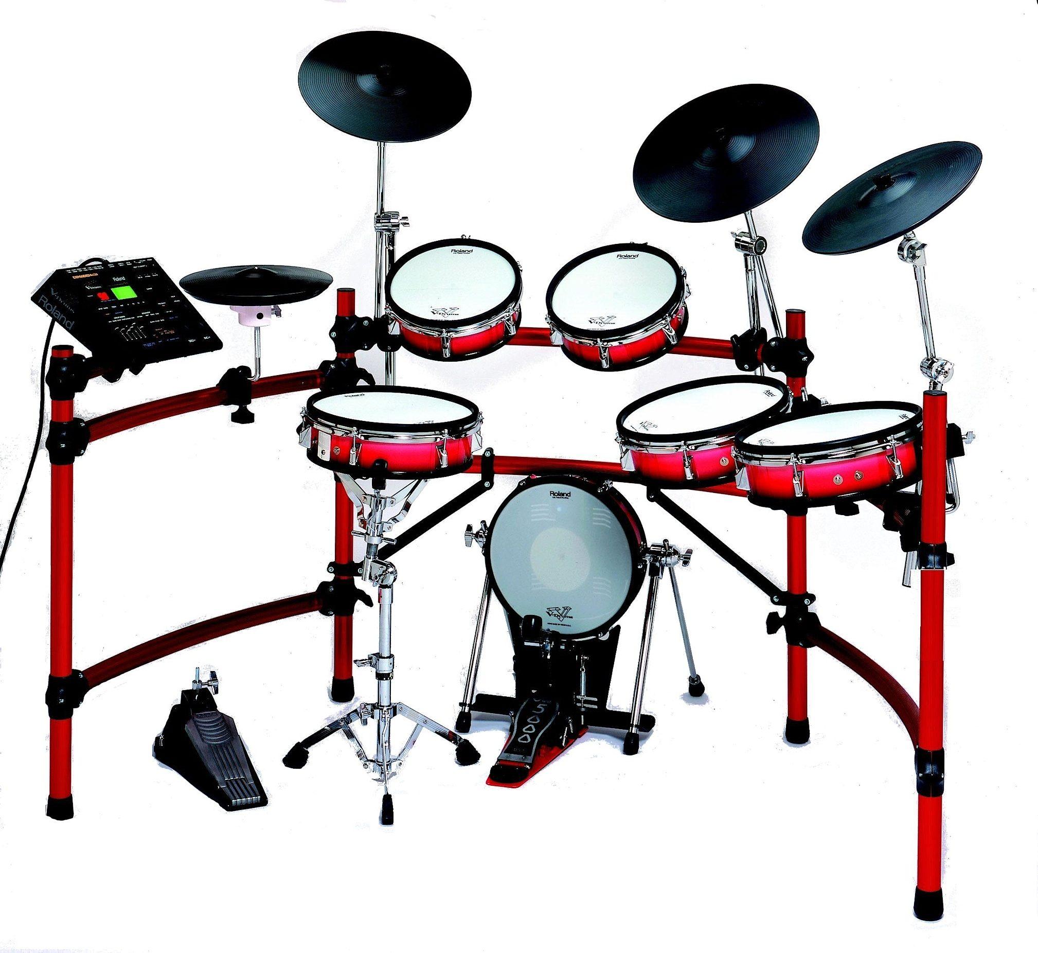 Roland V Drum