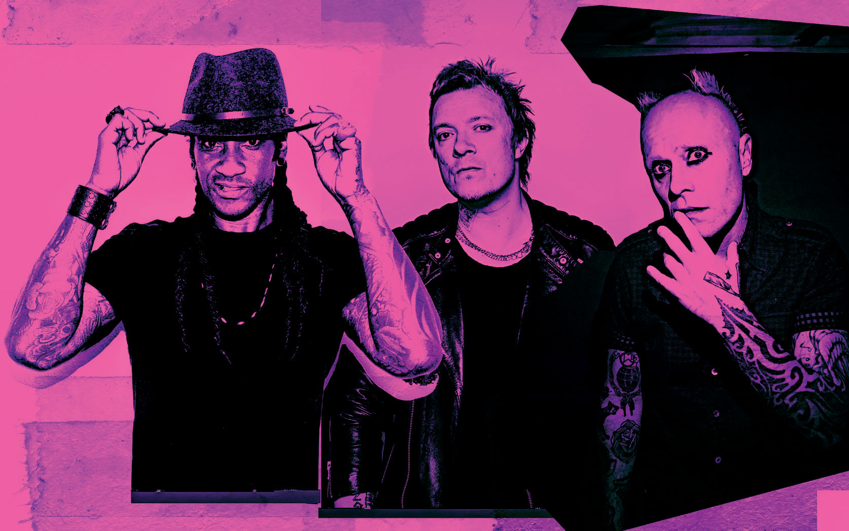 "The Prodigy's Liam Howlett: ""We're braver than other bands"""