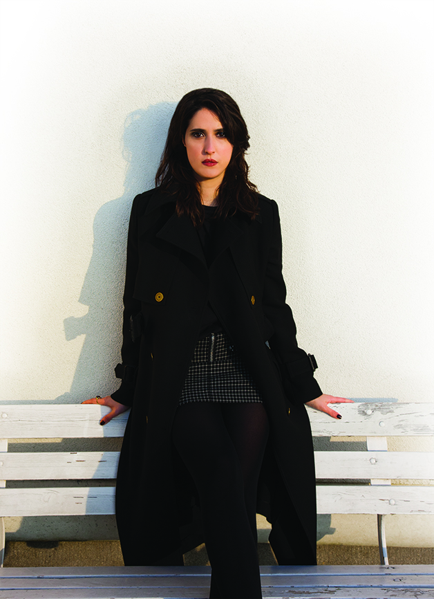 Helena Hauff: DJ Mag cover feature