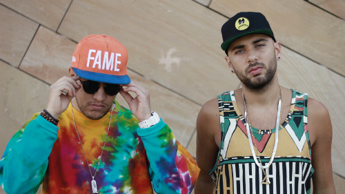 AMINE EDGE & DANCE: OFF THE CUFF | DJMag com