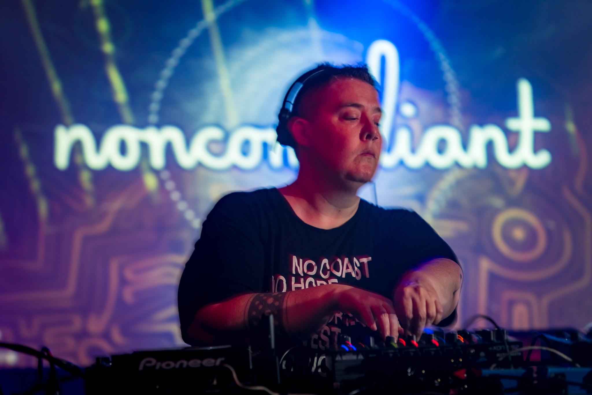 DJ Mag Podcast 100: Noncompliant