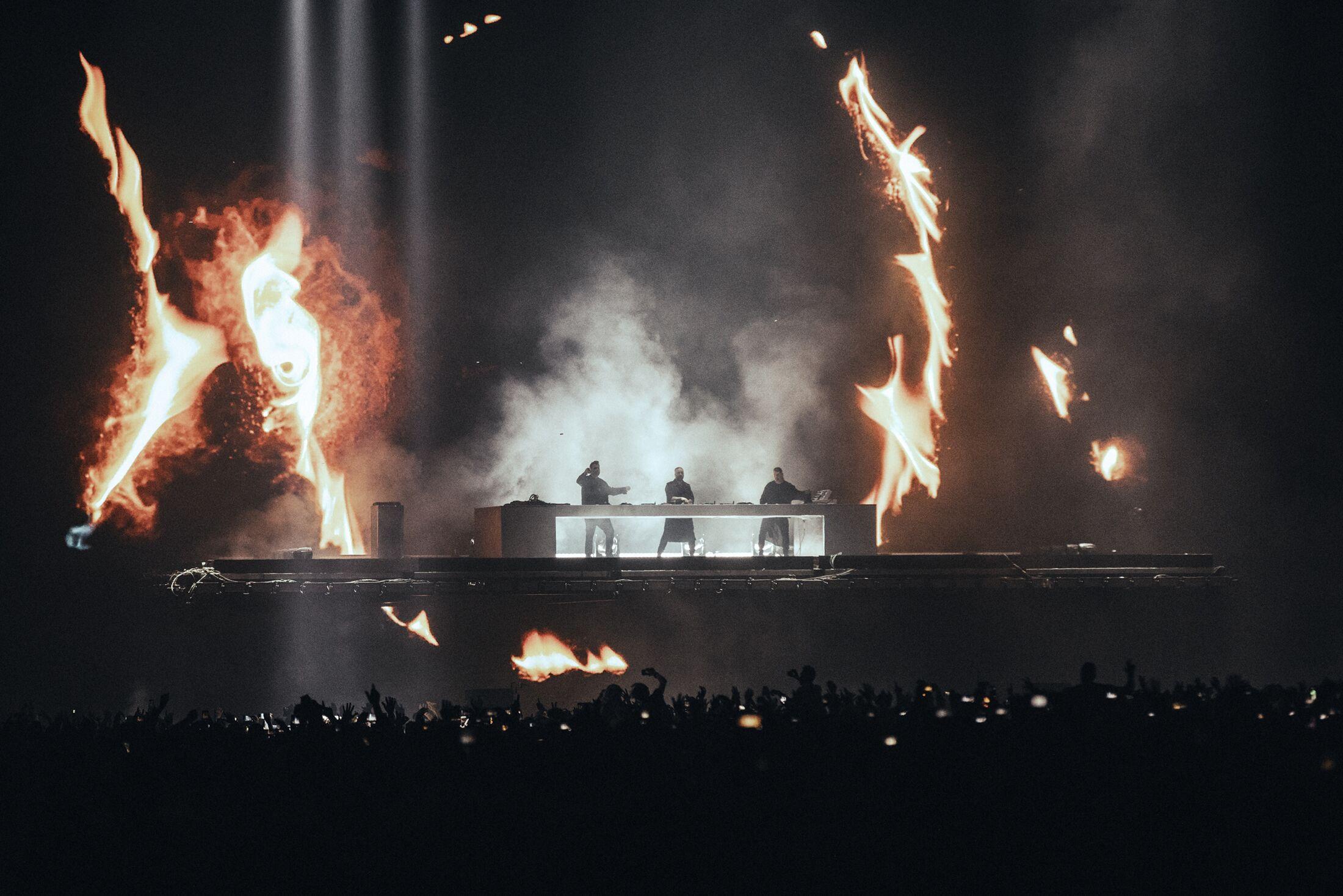 Swedish House Mafia Stockholm reunion 2019