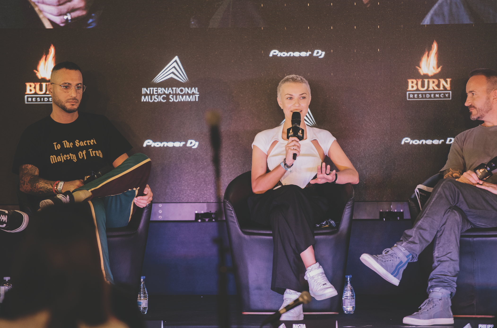 """Nastia on new DJs: """"You need to play something outstanding so that people pay attention"""""""