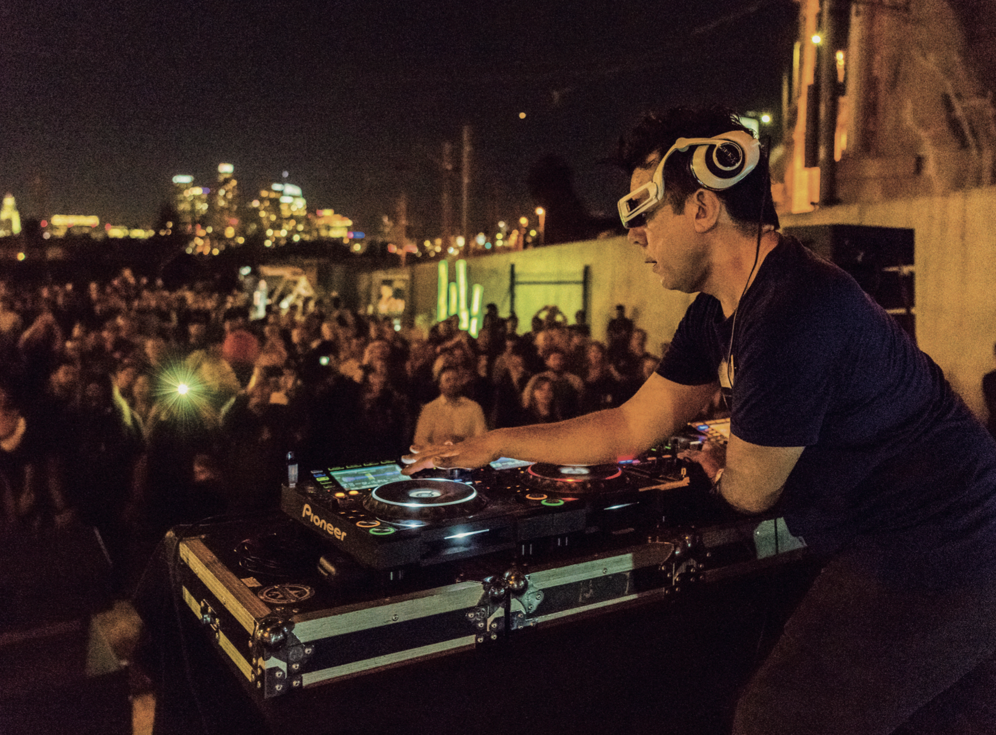 """The Crystal Method: """"You have to hustle, work hard and not take anything for granted"""""""