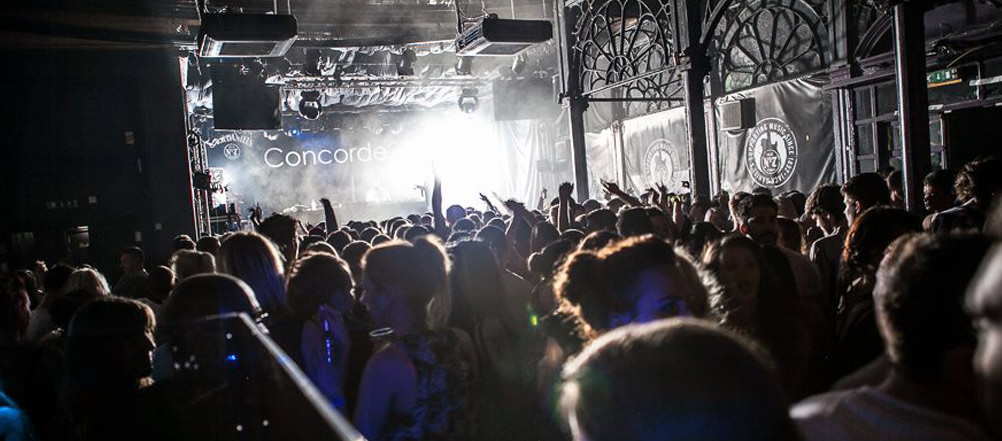 These are the Top 30 UK club events in November 2018