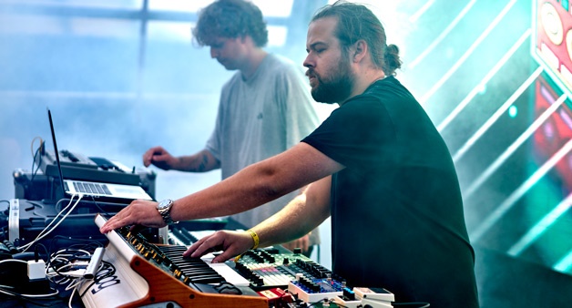TECHNO GROWS IN NORWAY