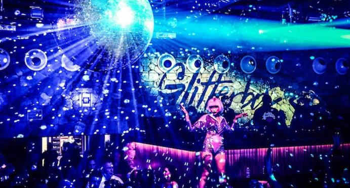 Glitterbox 2016 Space, Ibiza