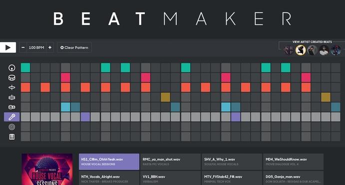 online beat maker