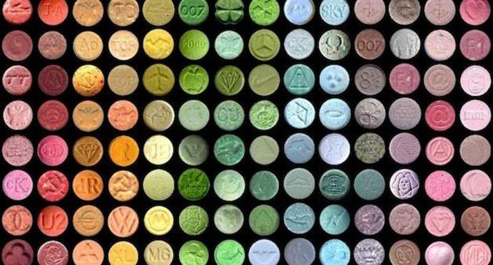 Ecstasy testing program