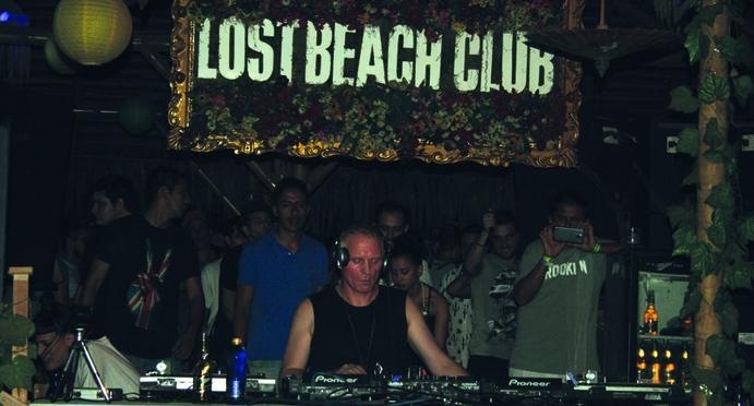 DJ Mag Lost Beach