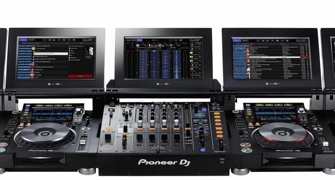 Pioneer Dj Set Up : pioneer show off new tour1 dj setup ~ Vivirlamusica.com Haus und Dekorationen