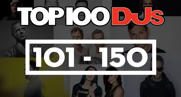 DJ Mag Top 101-150
