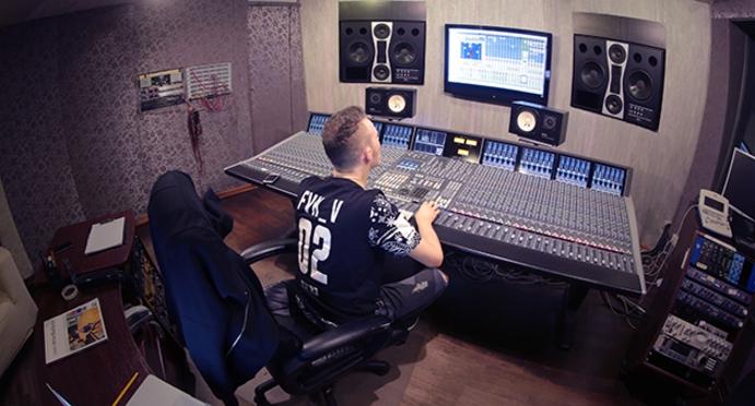 Tom Swoon Remix Studio