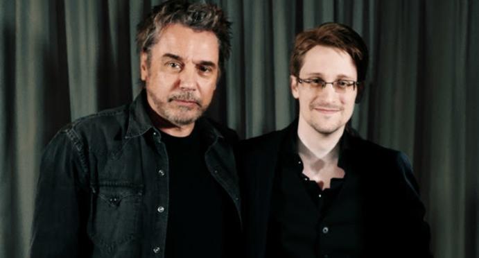 Jean Michal Jarre Ed Snowden
