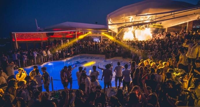 Cavo Paradiso DJ Mag Top 100 Clubs 2017