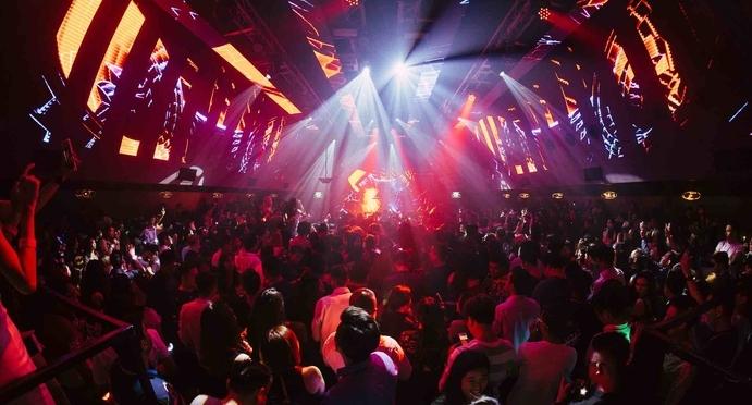 Zouk KL DJ Mag Top 100 Clubs 2017