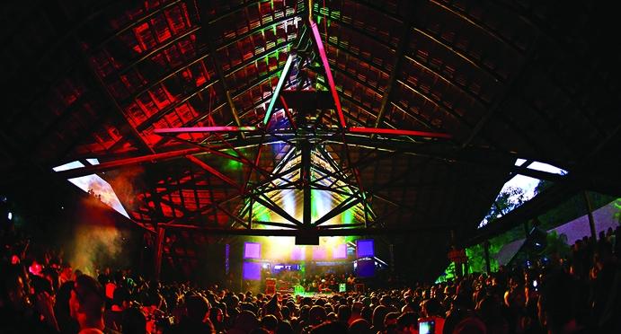 El Fortin DJ Mag Top 100 Clubs 2017