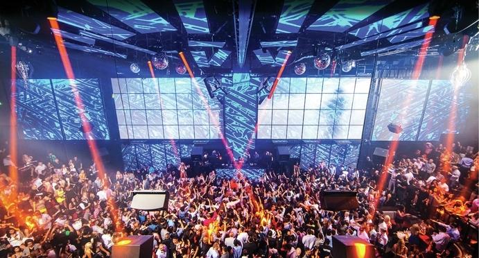 Top 100 Clubs 2016 Djmag Com