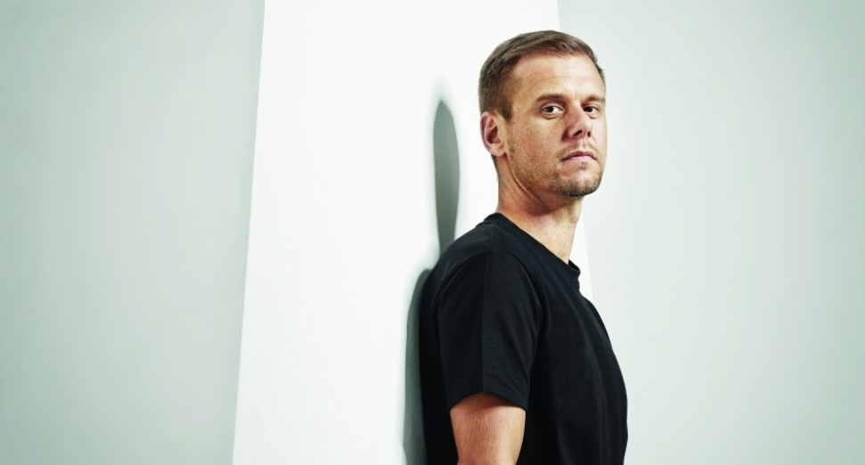 Armin van Buuren teases long-awaited new music under elusive GAIA alias