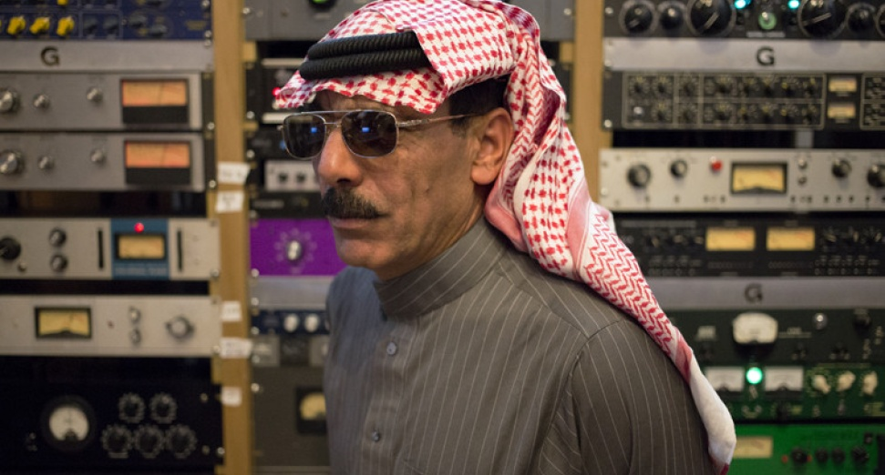 Omar Souleyman new album Mad Decent