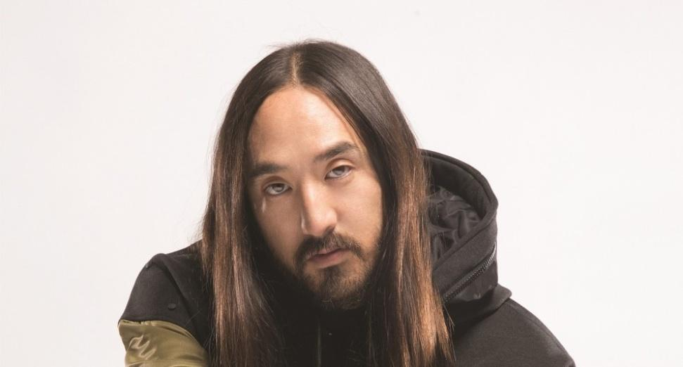 Steve Aoki launches workout ap...
