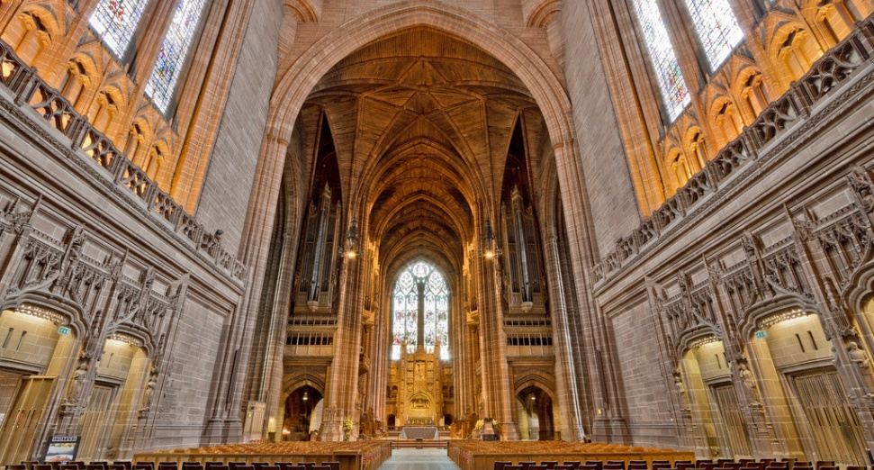 Cream Classical at Liverpool Cathedral 2018