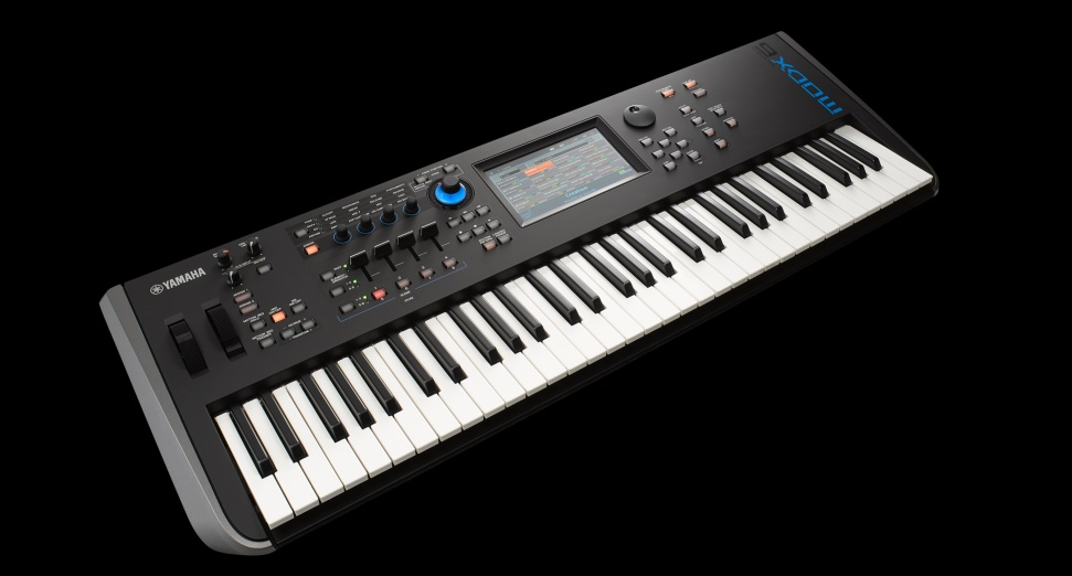 Yamaha's new MODX synth