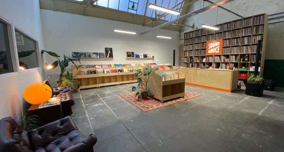 New record store, Sound Advice, opens in Belfast