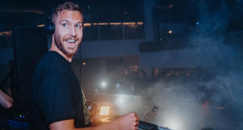 Calvin Harris Pacha Ibiza residency August 2019