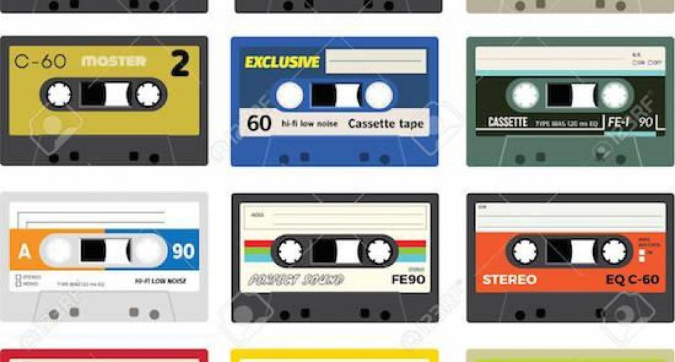 Cassette sales increase in the UK