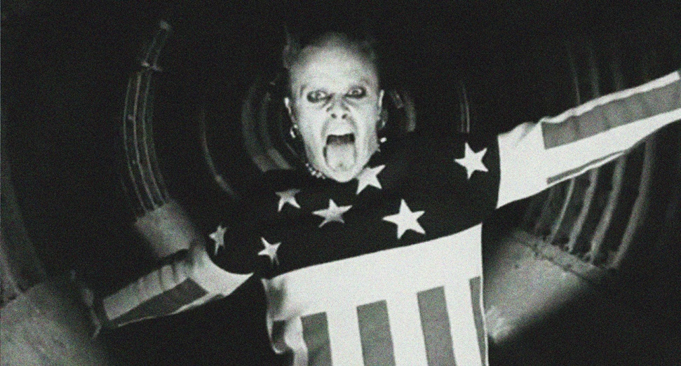 Keith Flint The Prodigy statue