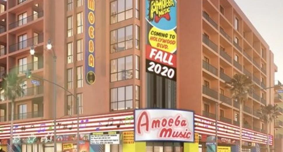 Amoeba Music to open record store in Hollywood Boulevard