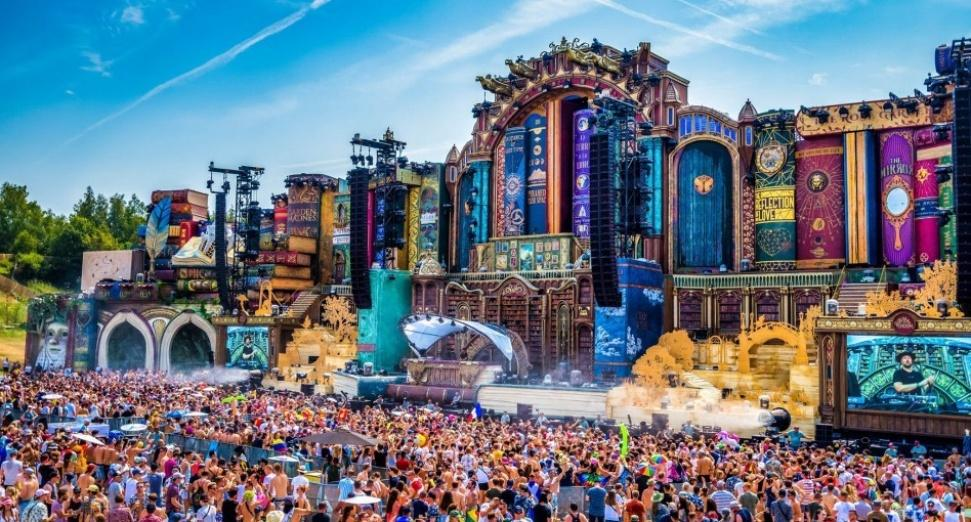 Tomorrowland 15th anniversary stream