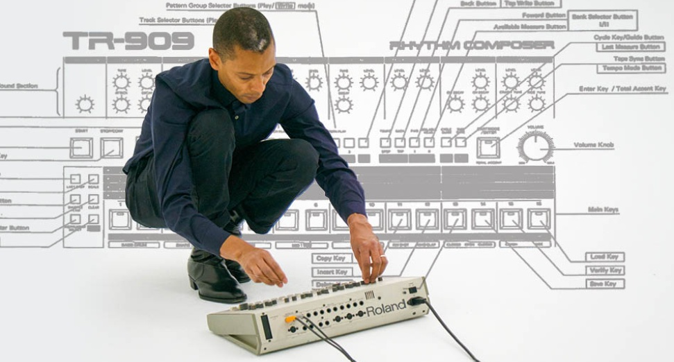 Roland's iconic TR-909: We chart the history of the