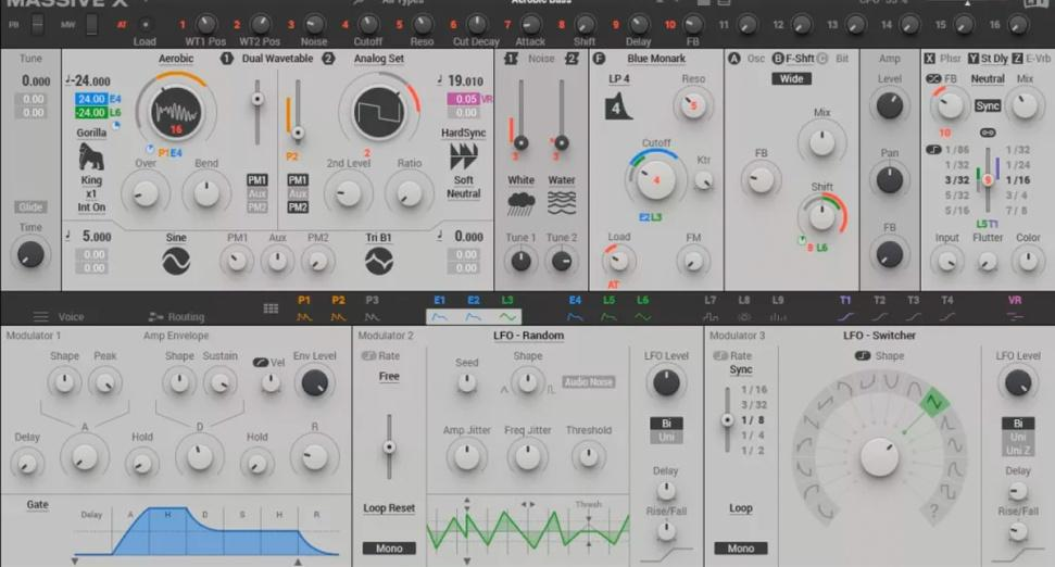 Download this free virtual reality modular synthesiser | DJMag com