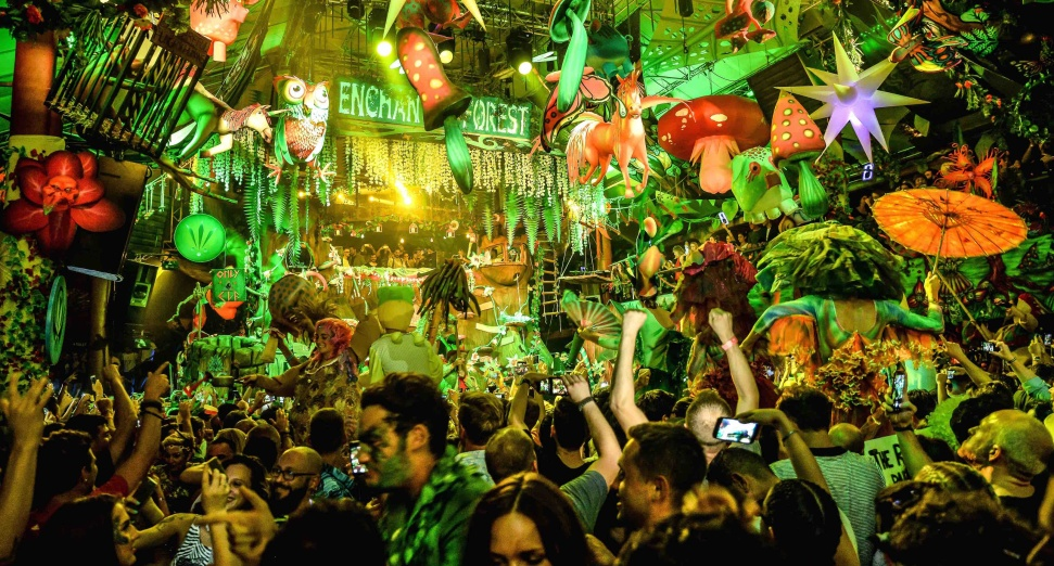 Elrow returns to Amnesia every Saturday for its 2018 season