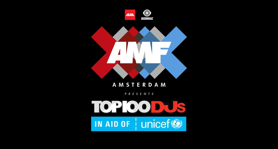 AMF Presents Top 100 DJs Awards 2020