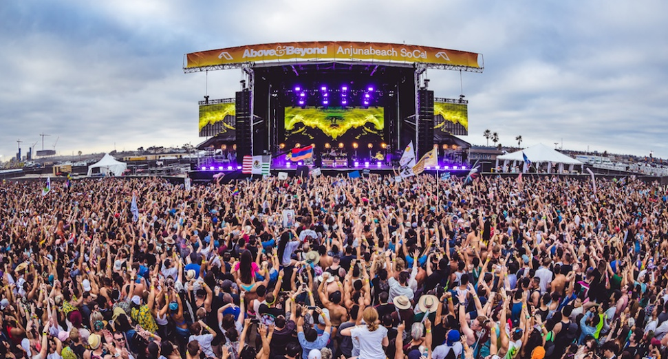 Above & Beyond reveal full details of all-inclusive trance festival