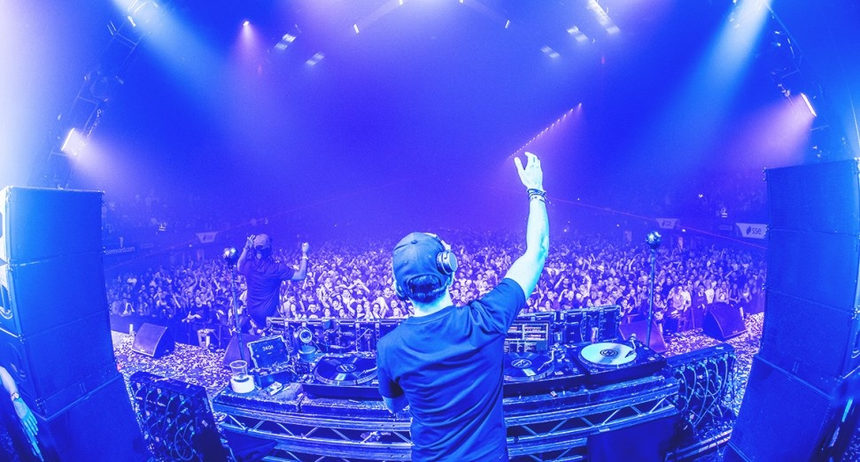 Andy C announces all-night Wembley Arena show