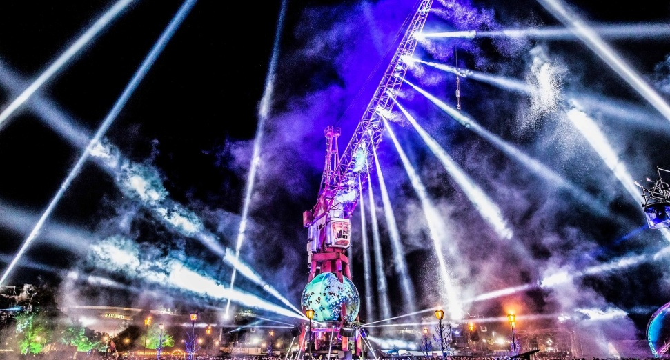 Arcadia to debut four new visual pieces at Glastonbury 2020